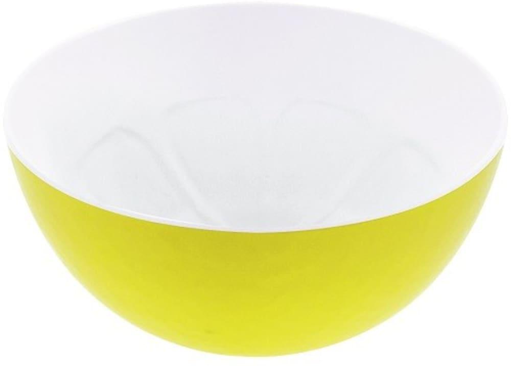 Zak! - Miska 12 cm, żółto-biała