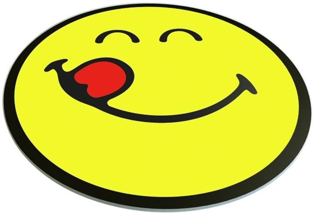 Zak! - Okrągła deska/ podstawka, Smiley