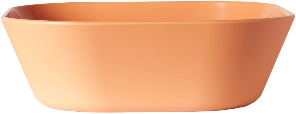Miska do sałaty 30cm SIENA pomarańczowa Vialli Design