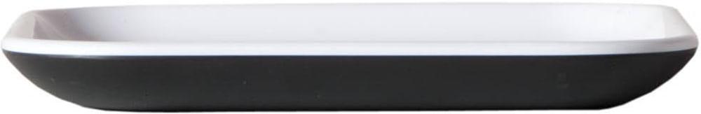 Podstawka 12,5cm FIRENZE czarna Vialli Design
