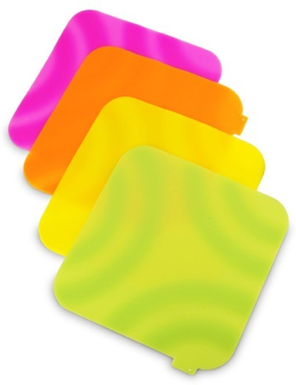 Podkładka silikonowa pod naczynia Livio zielona Vialli Design