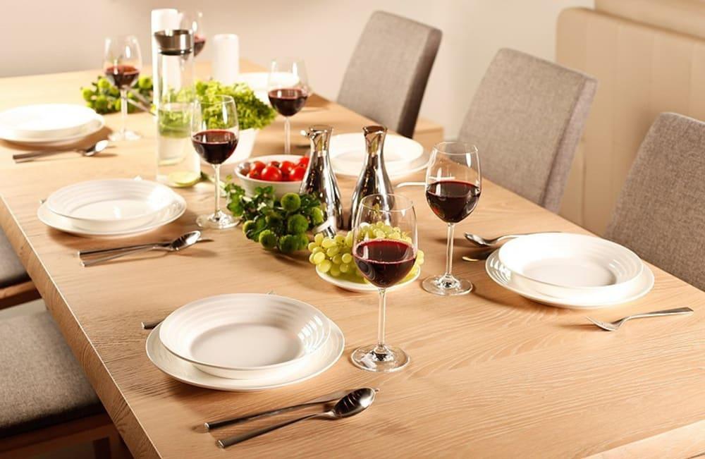 Zestaw obiadowy dla 6 osób Volare Vialli Design