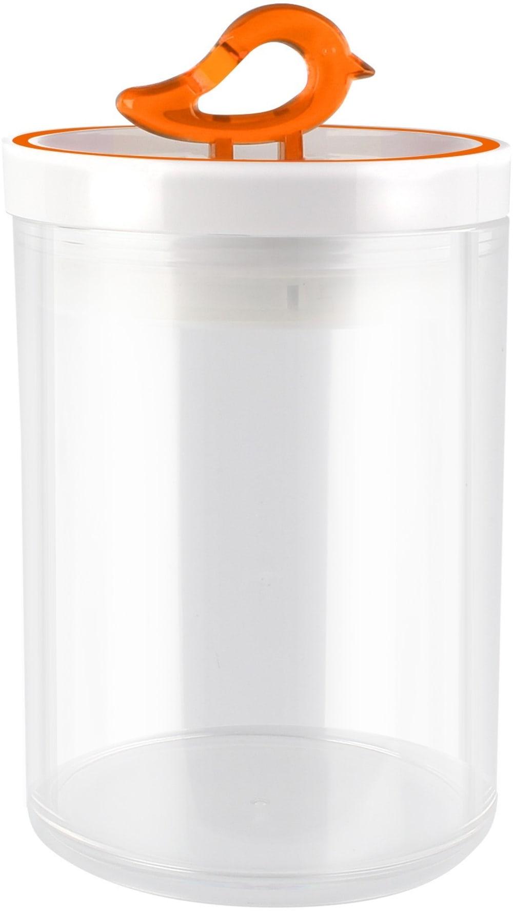 Pojemnik kuchenny  pomarańczowy 800 ml  Livio Vialli Design