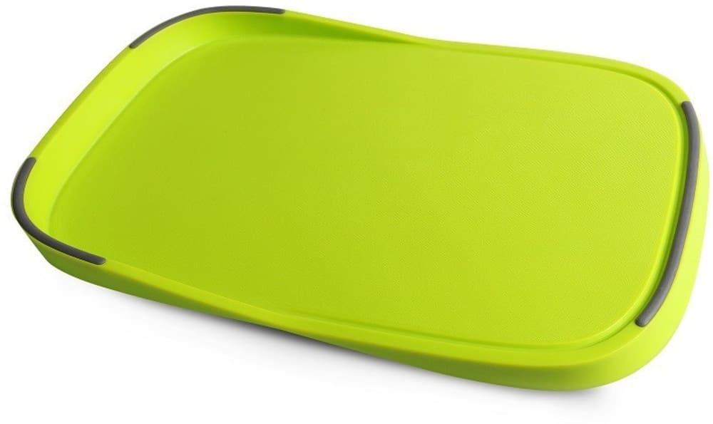 Dwustronna deska do krojenia zielono-szara Livio Vialli Design