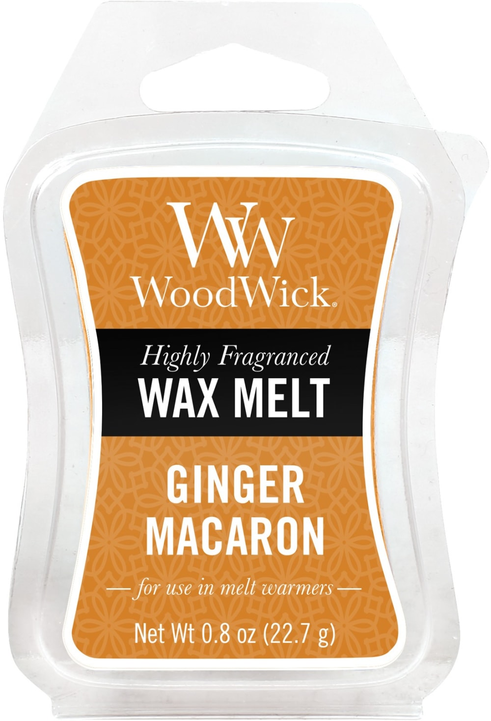 Wosk Zapachowy WoodWick - Ginger Macaron