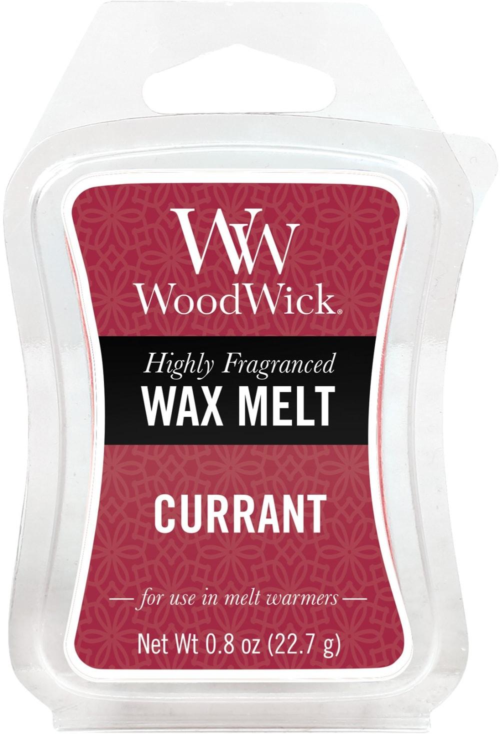 Wosk Zapachowy WoodWick - Currant