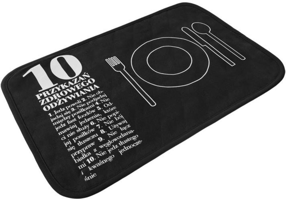 AL - Podkładka stołowa 10 Przykazań+talerzyk