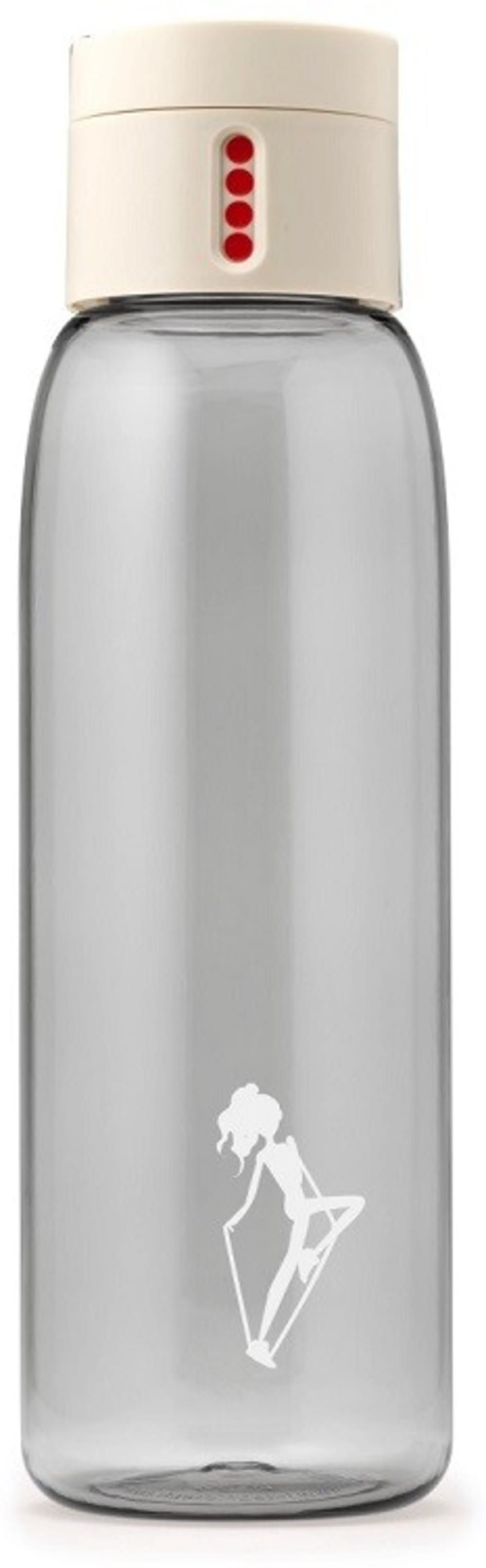 Butelka na wodę z licznikiem mini ANNA LEWANDOWSKA