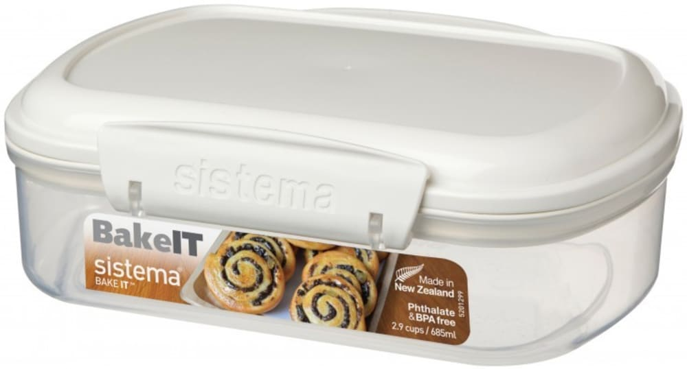 Pojemnik do wypieków Bakery 685 ml Sistema