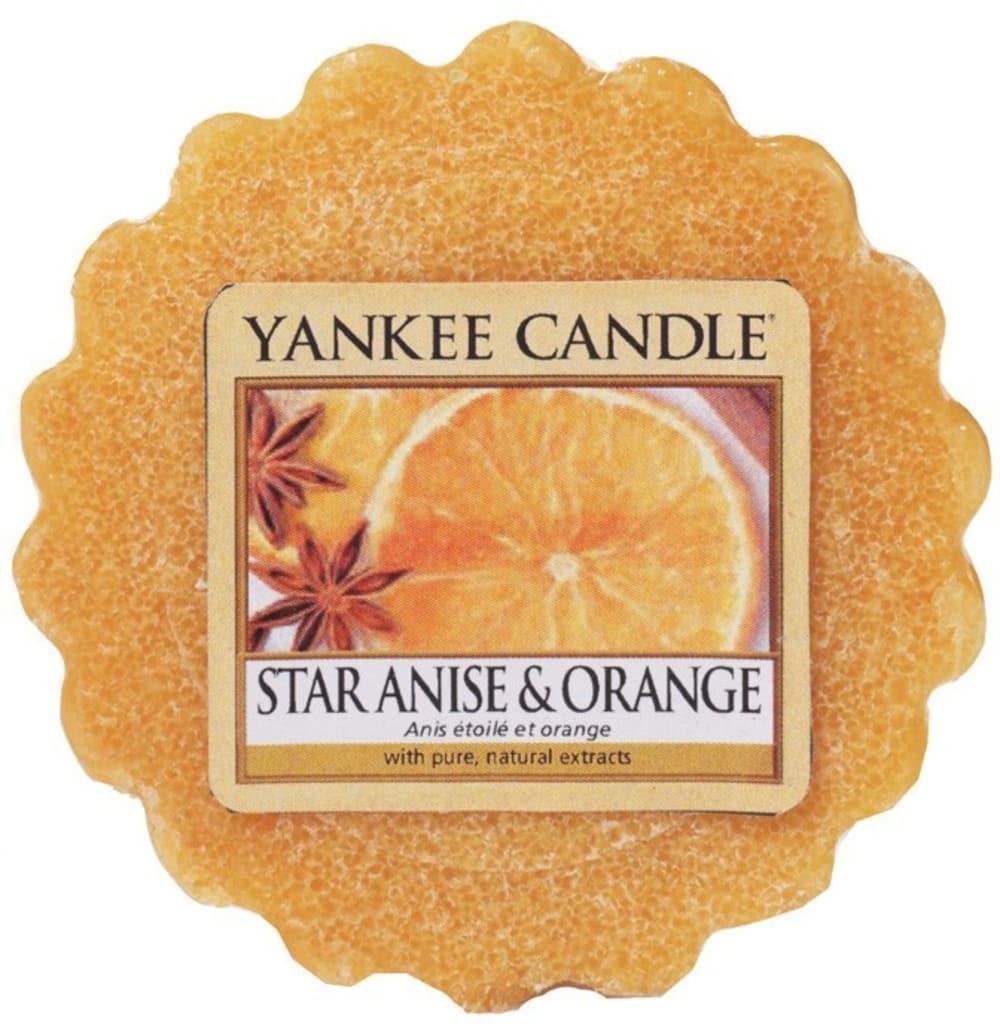 Wosk Yankee Candle Star Anise & Orange