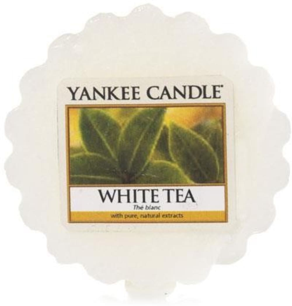 Wosk Yankee Candle White Tea