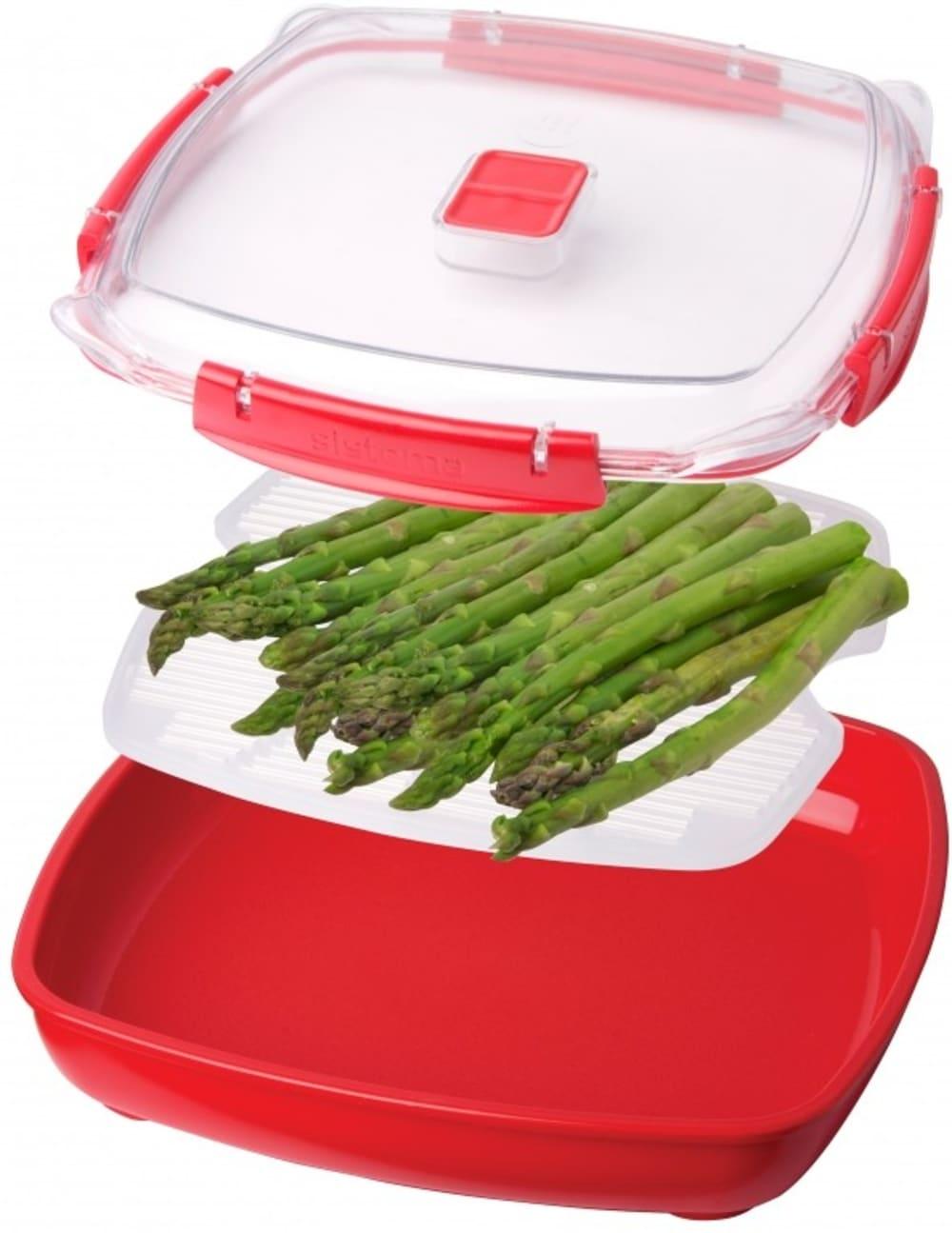 Sistema Pojemnik do żywności talerz do gotowania