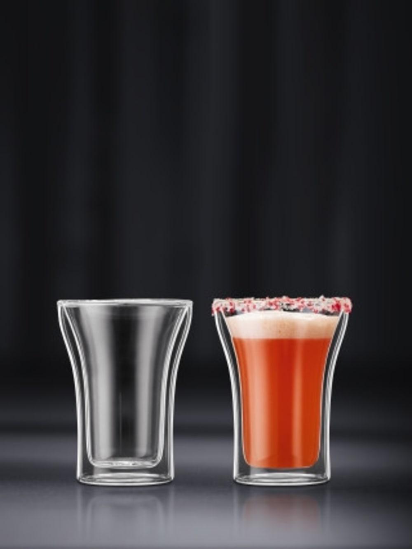 Bodum Assam, Zestaw 2 szklanek 0,2 l