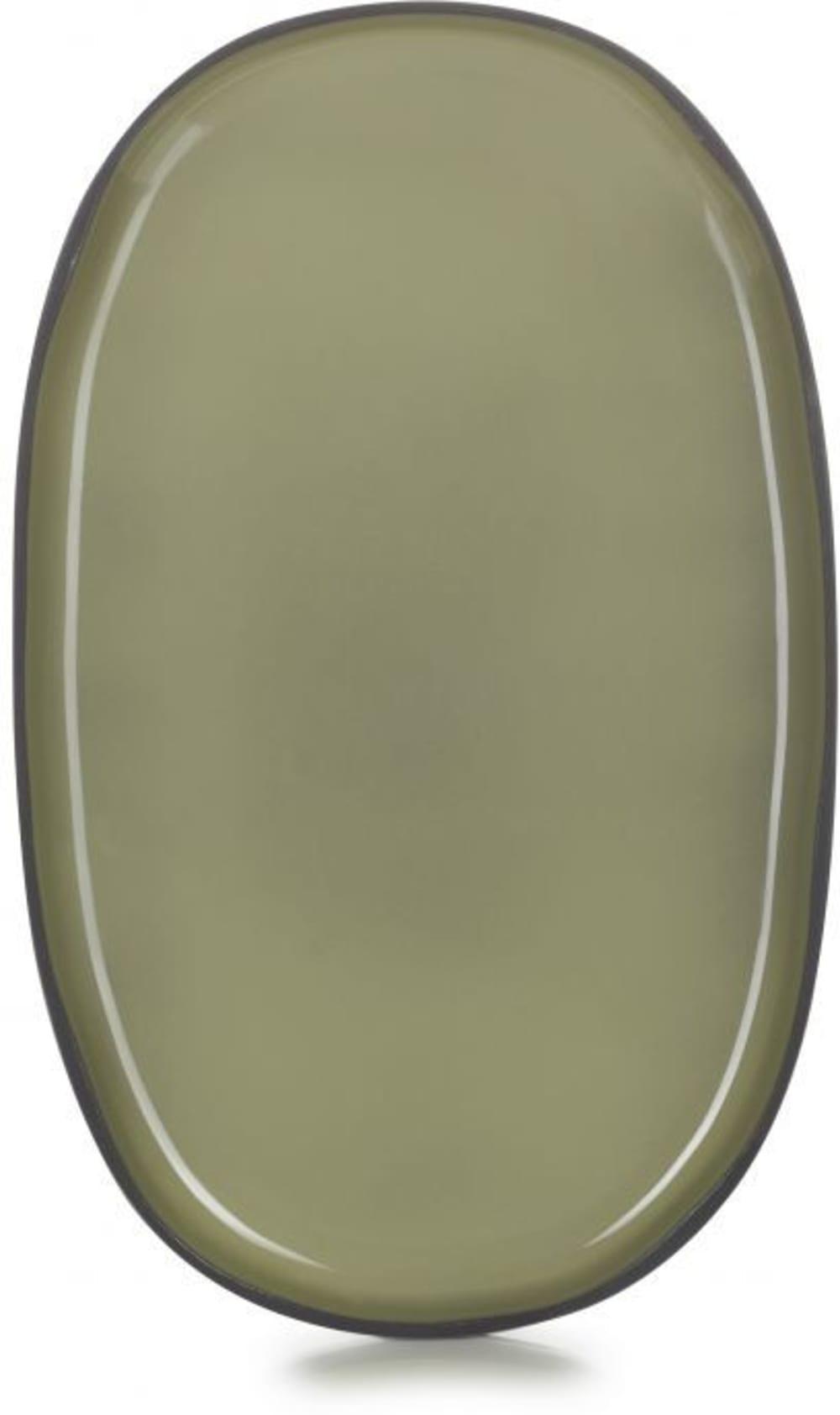 CARACTERE Półmisek 35 x 21 cm Kardamon