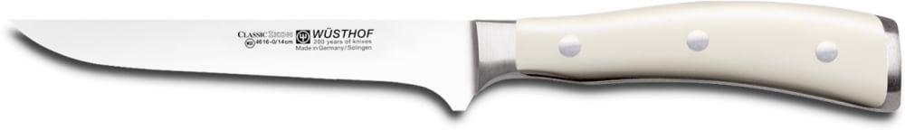 CLASSIC IKON CREME Nóż do trybowania 14 cm