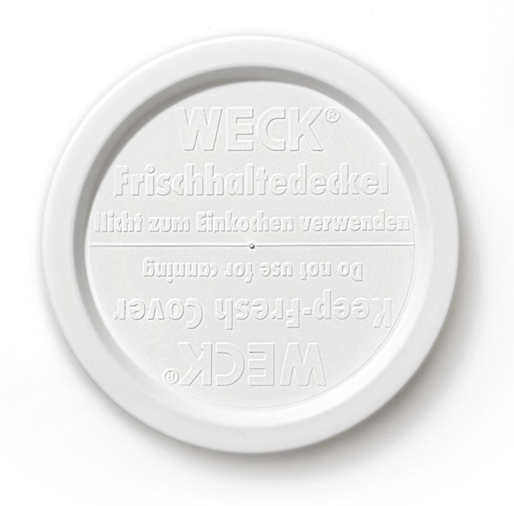 Pokrywka Keep Fresh   PP 100 mm WECK op. 5 szt.