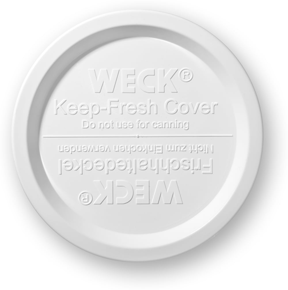 Pokrywka Keep Fresh   PP 120 mm WECK op. 5 szt.