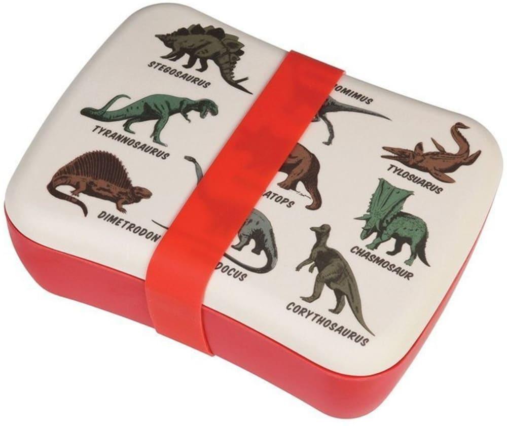 Lunchbox bambusowy, Dinozaury