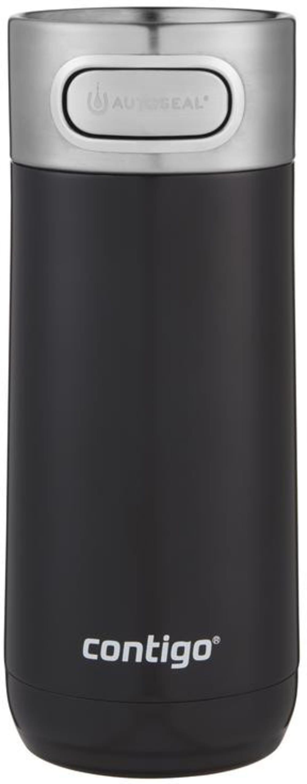 Kubek termiczny Luxe Vacuum Insulated Autoseal licorice 360 ml