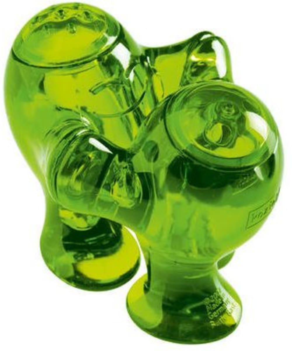 Solniczka i pieprzniczka Step'n Pep zielony