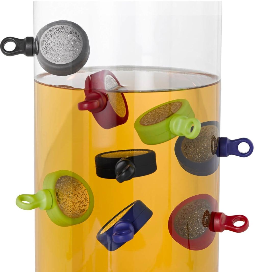 Magnetyczny zaparzacz do herbaty MagTea niebieski