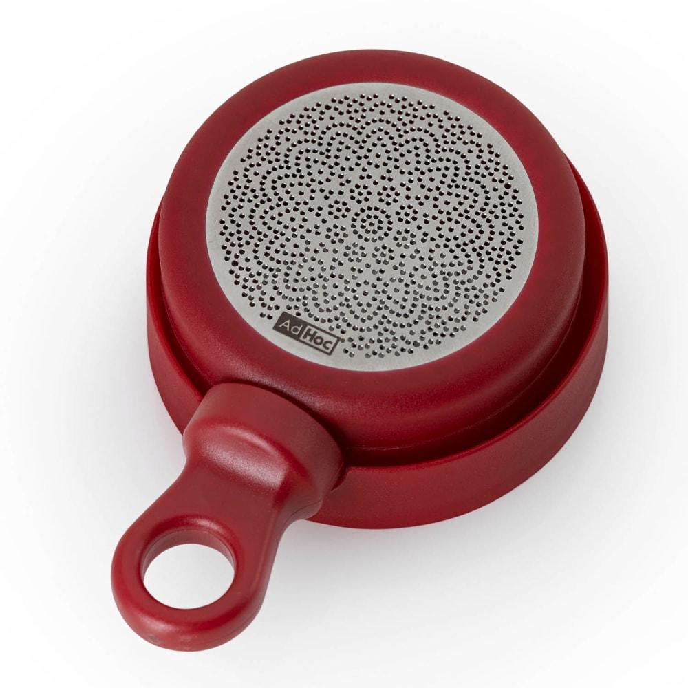 Magnetyczny zaparzacz do herbaty MagTea czerwony