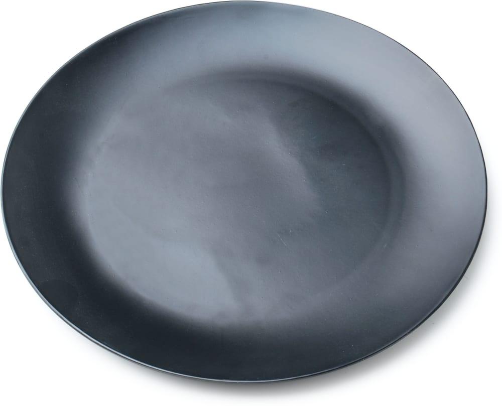Talerz BAMBOO BLACK 25x25x1,8 cm