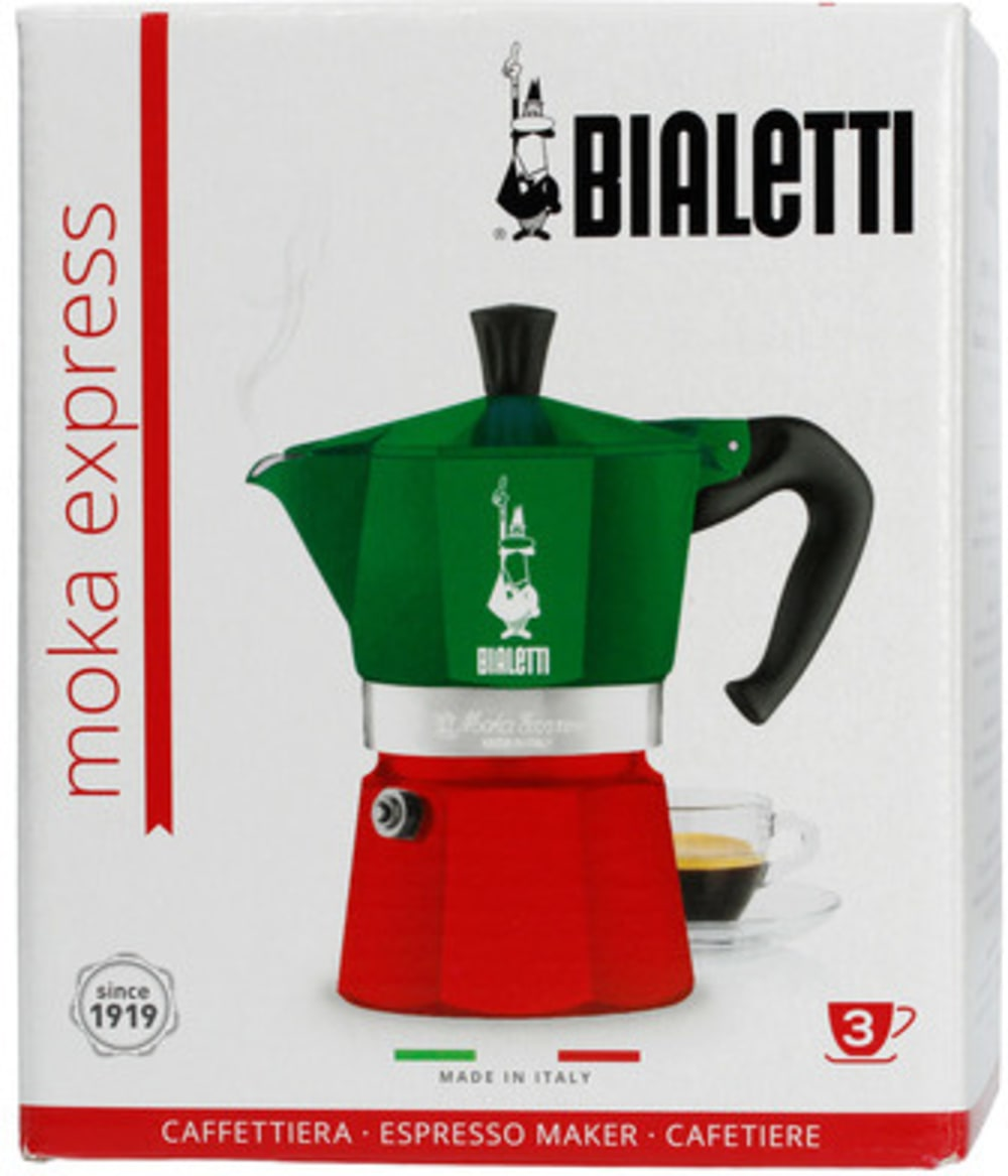 Kawiarka Bialetti Moka Express 3tz Italia