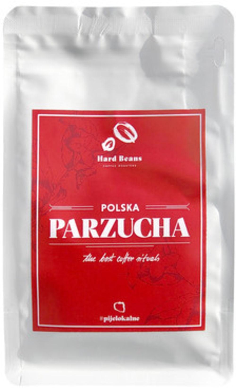 Hard Beans - Polska Parzucha - Kawa mielona