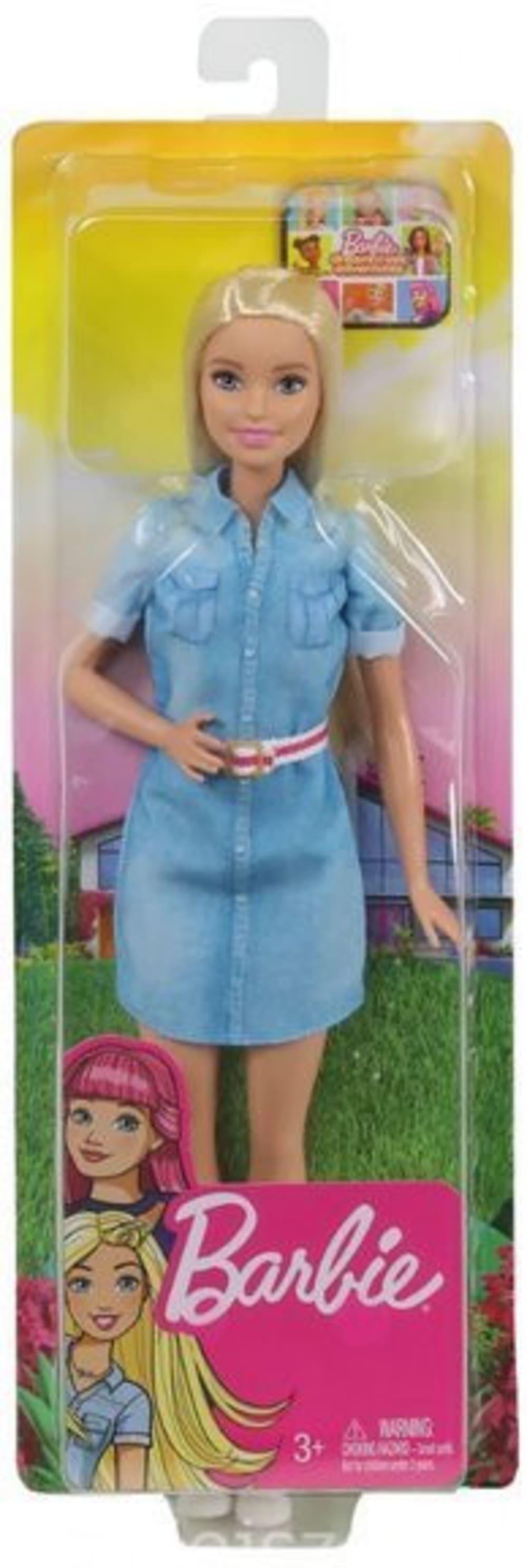 Lalka podstawowa Barbie