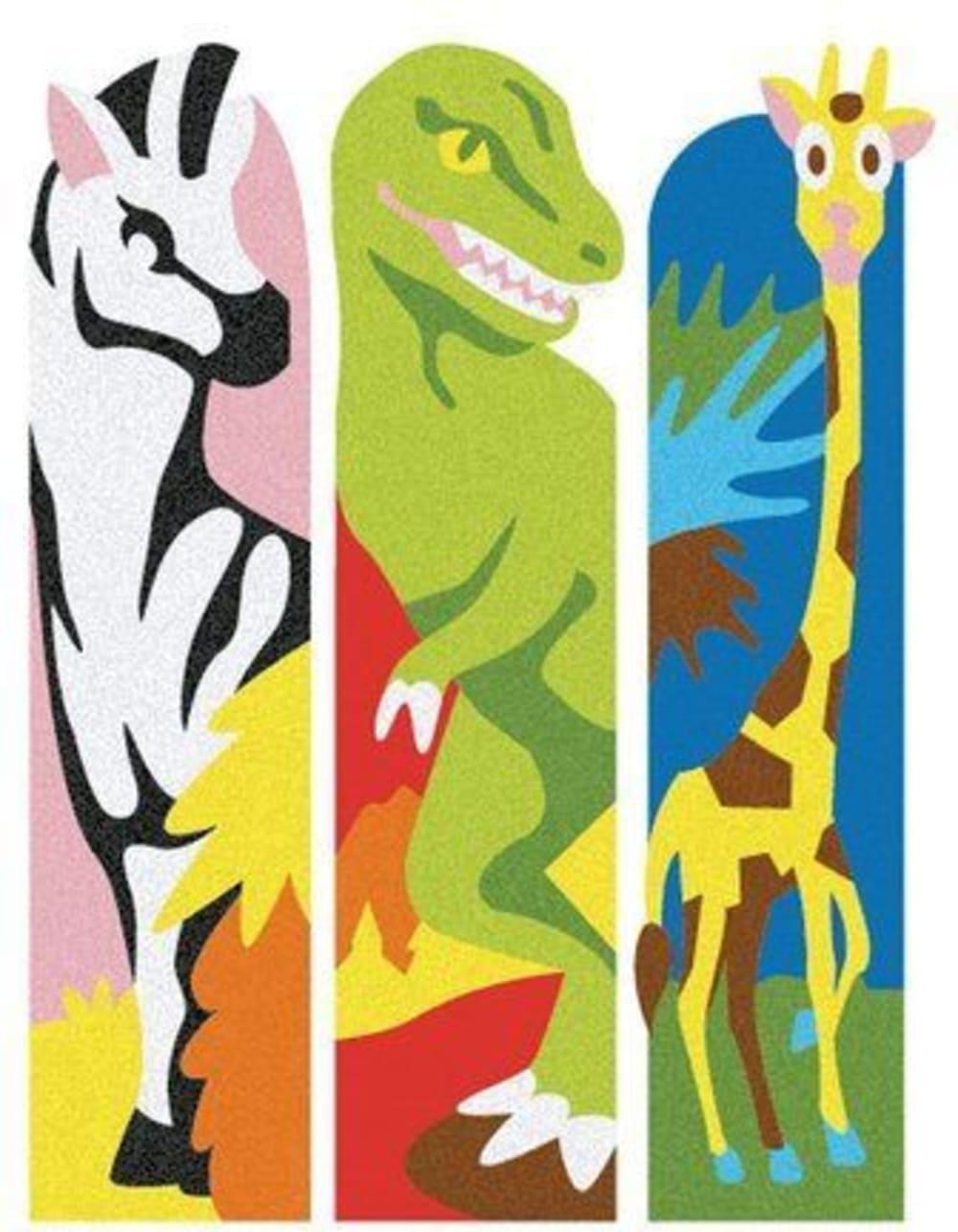 Album do Kolorowania Magicznym Piaskiem, Bookfriends, 5l+