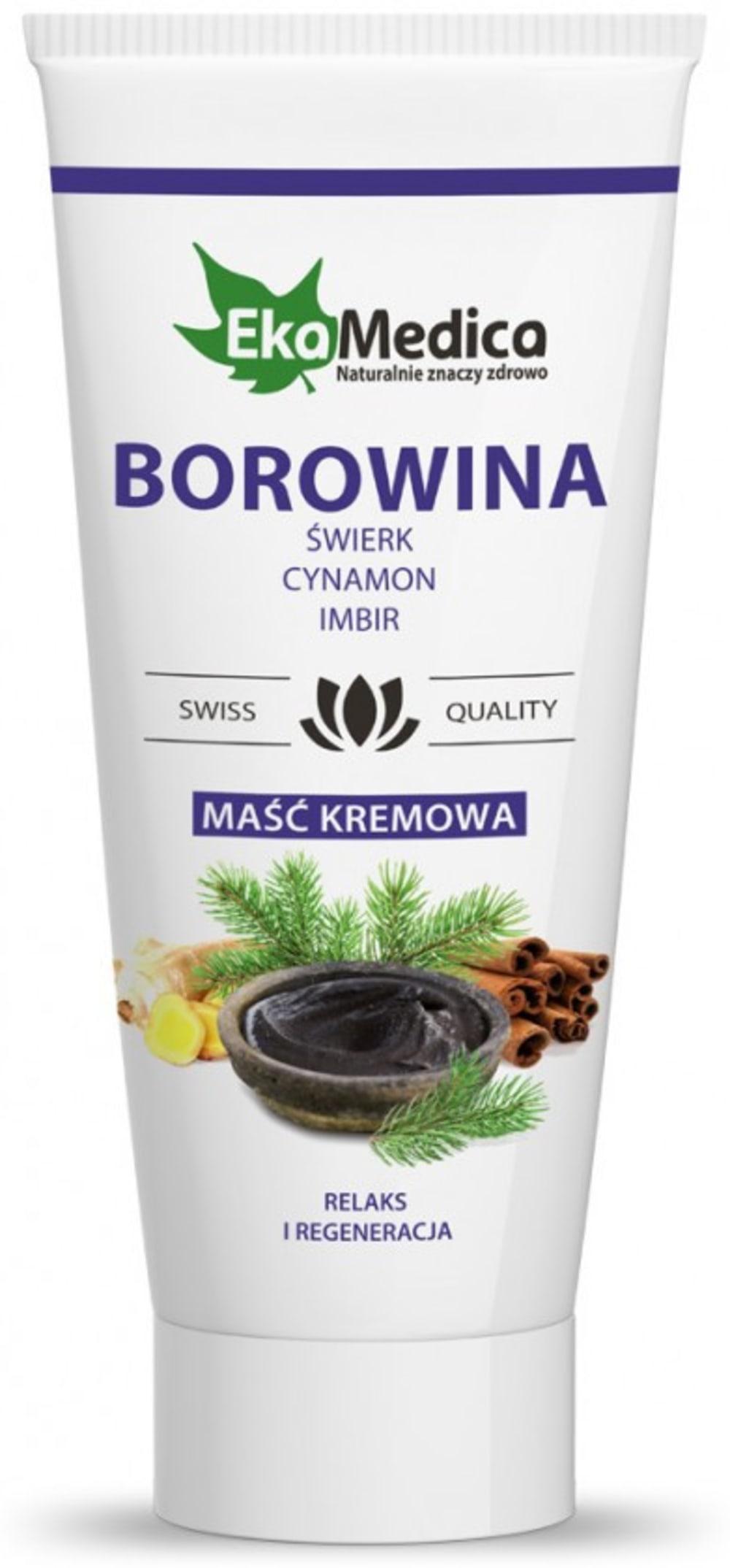 Maść Borowina 200ml