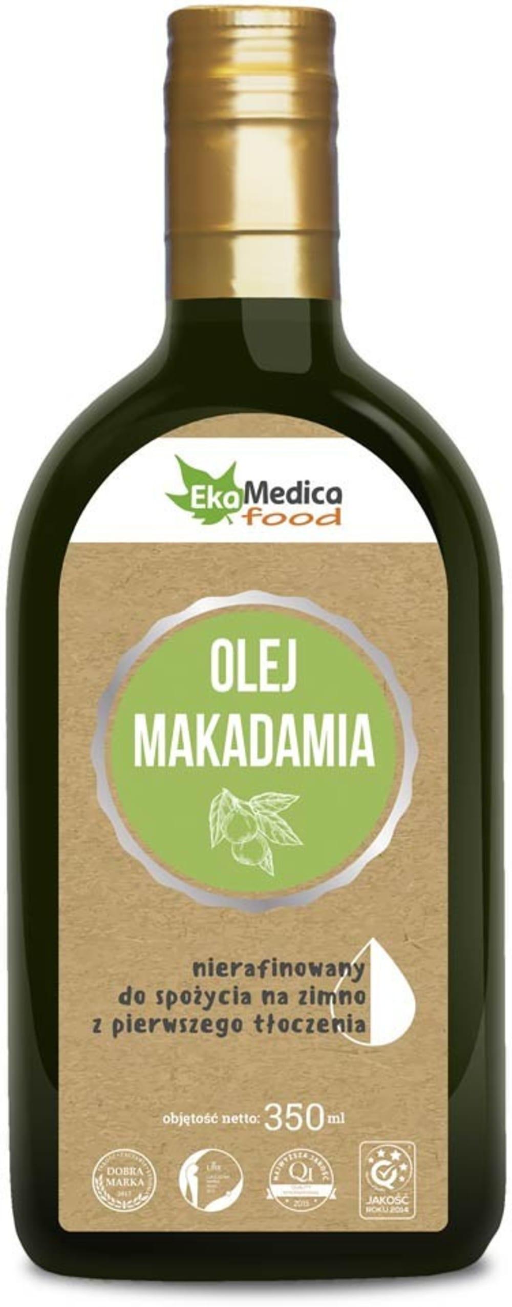 Olej Makadamia 350ml