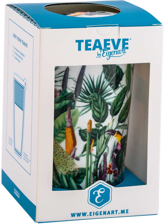 Kubek z zaparzaczem TeaEve  Rainforest 350 ml