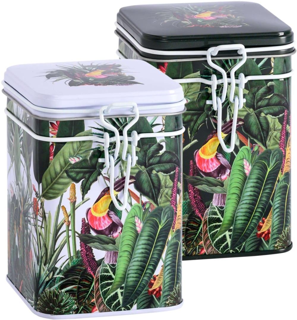 Puszka na herbatę Rainforest dark 150g