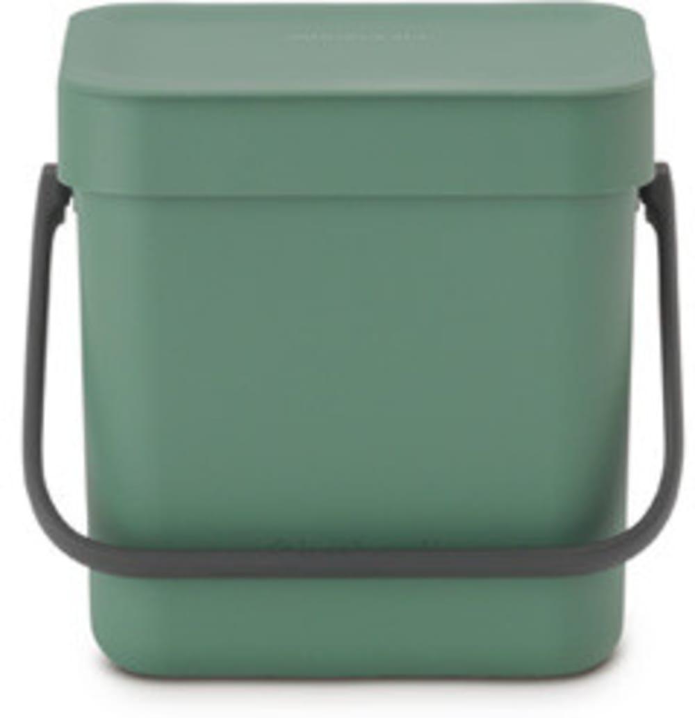 Brabantia kosz na odpadki  Sort &  Go zielony 3l