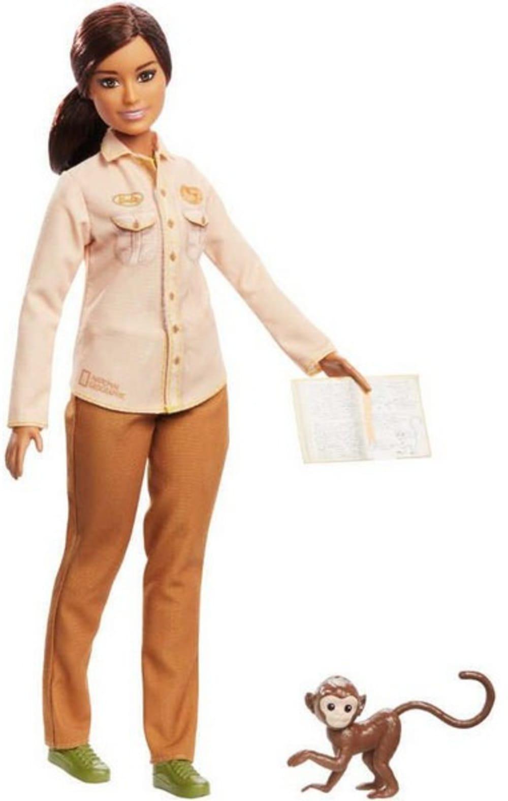Barbie Lalka National