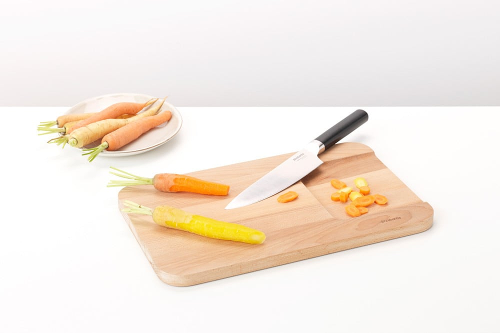 Brabantia deska do krojenia warzyw drewniana Profile