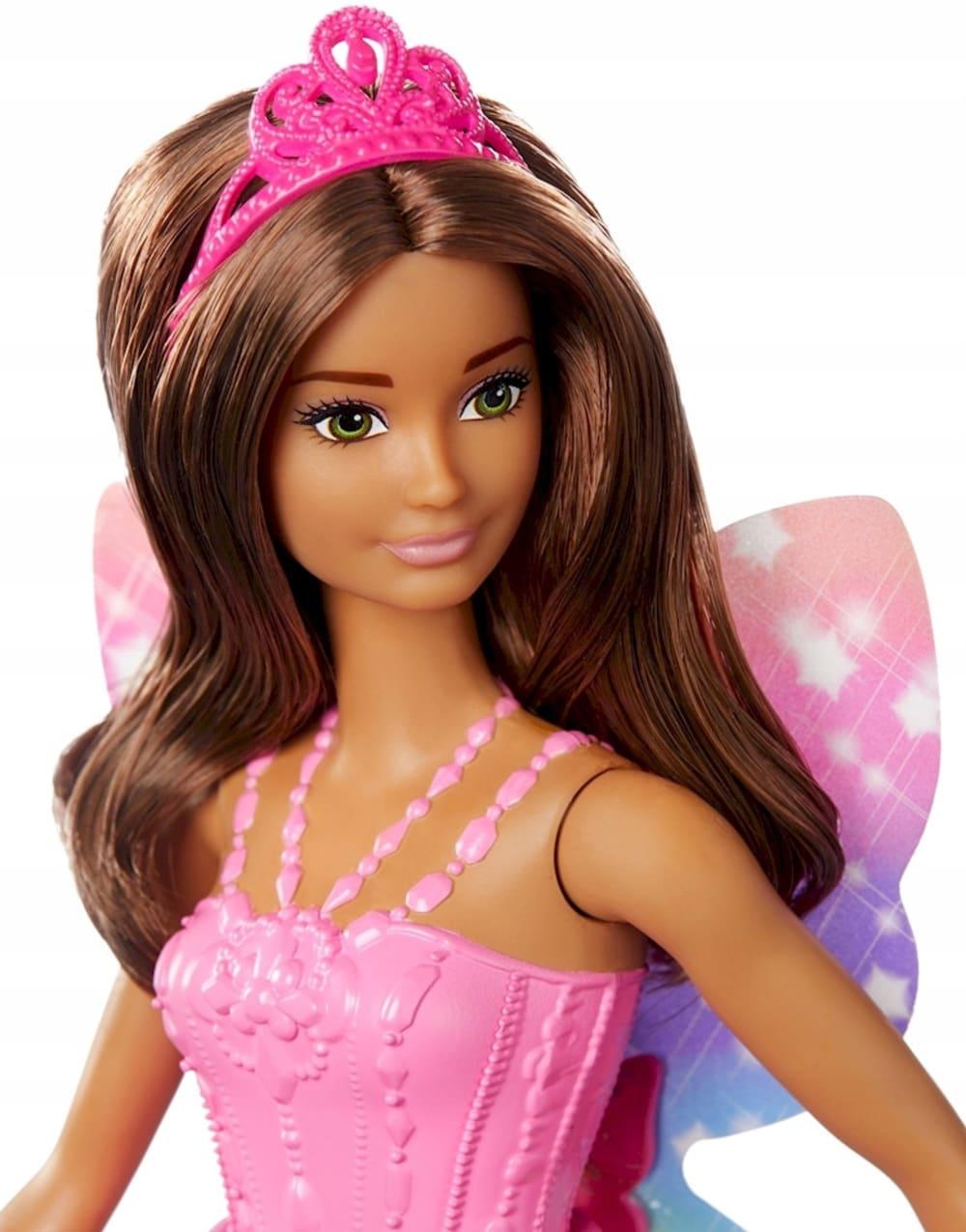Barbie Lalka Dreamtopia Wróżka