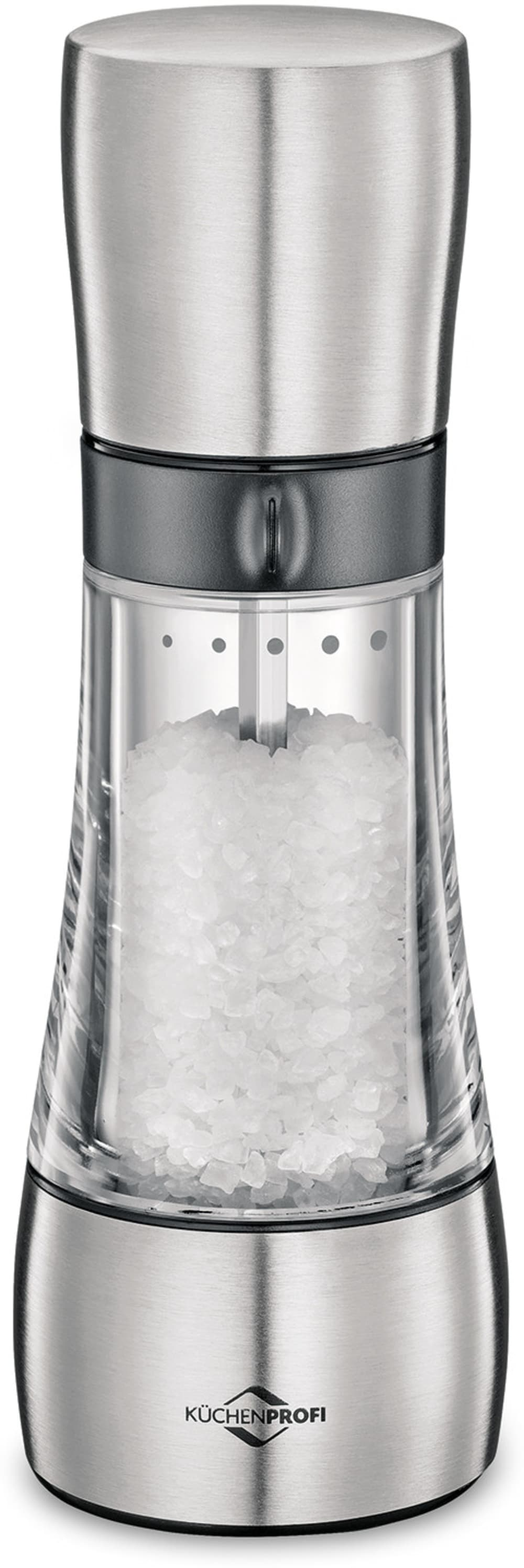 Młynek do soli, śred. 6 x 18,5 cm