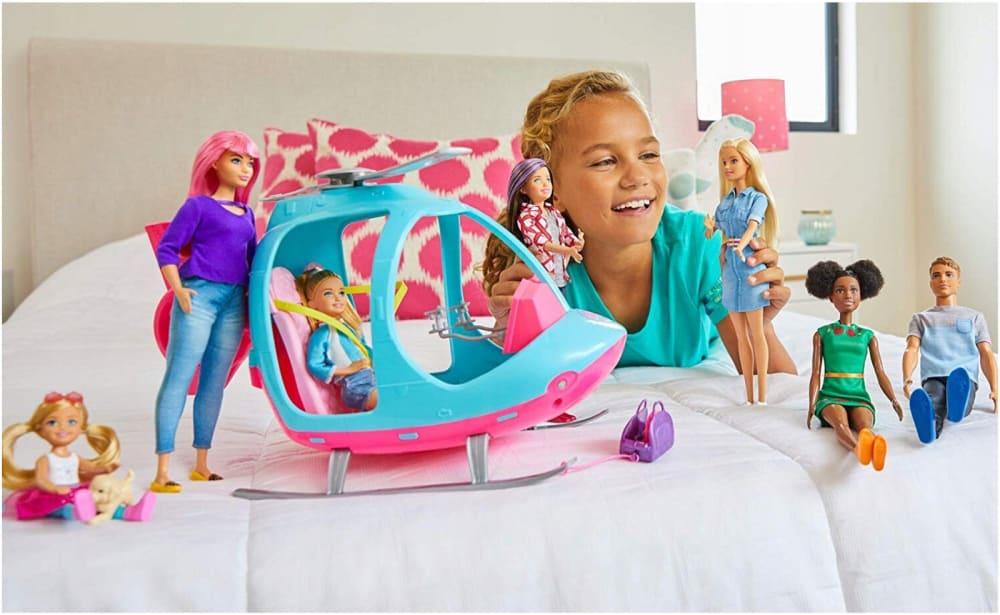 Barbie Lalka Stacie