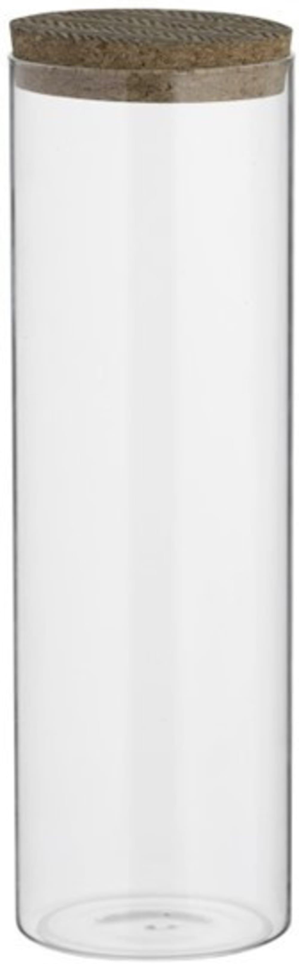 Pojemnik szklany monochrome 1.8 l