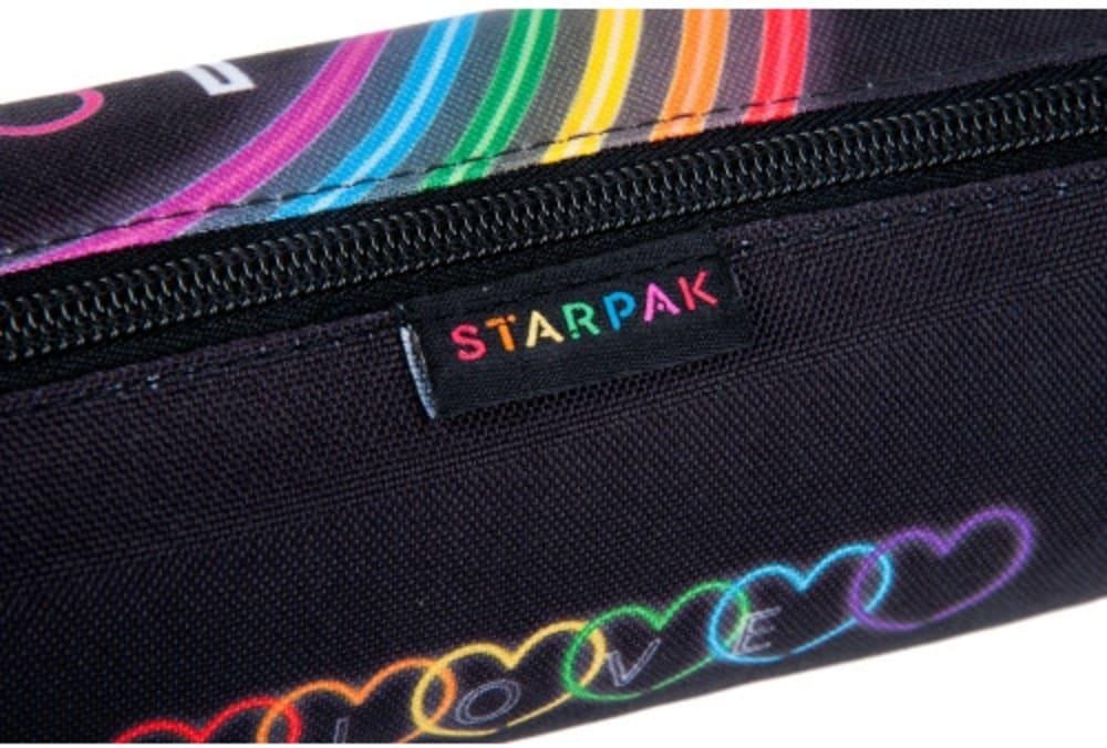 Piórnik tuba Rainbow II STARPAK