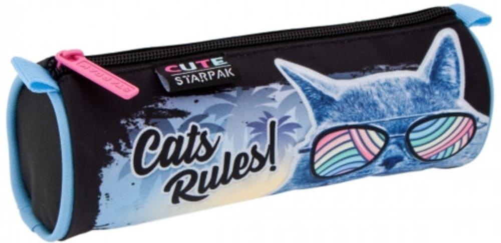 PIÓRNIK TUBA CATS RULES STARPAK 446617