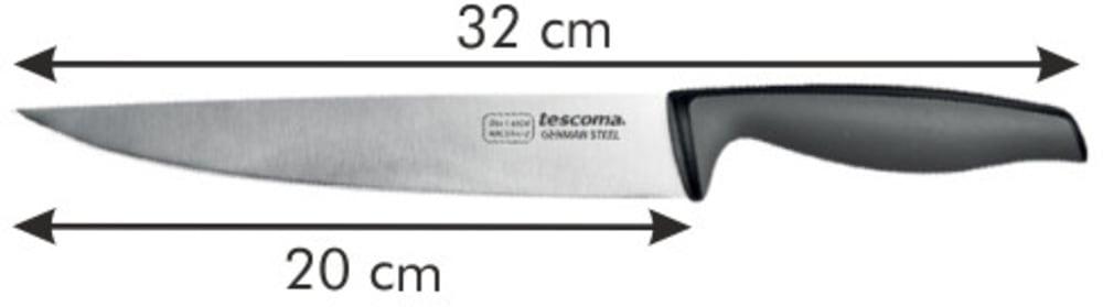 Nóż do porcjowania PRECIOSO 20 cm