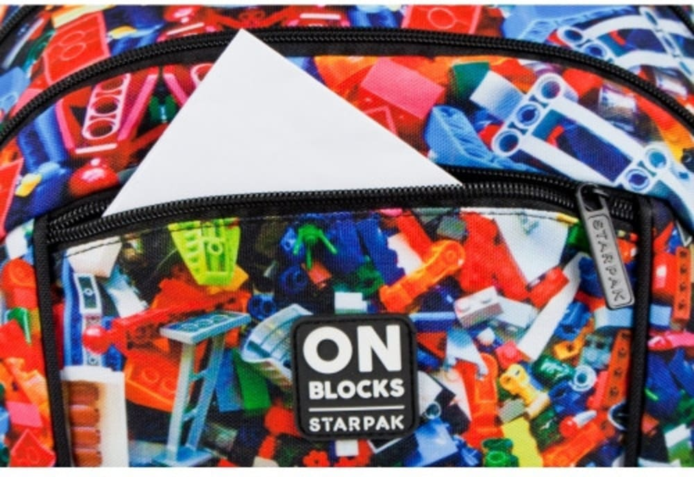 I PLECAK STK BLOCKS PB 1/12