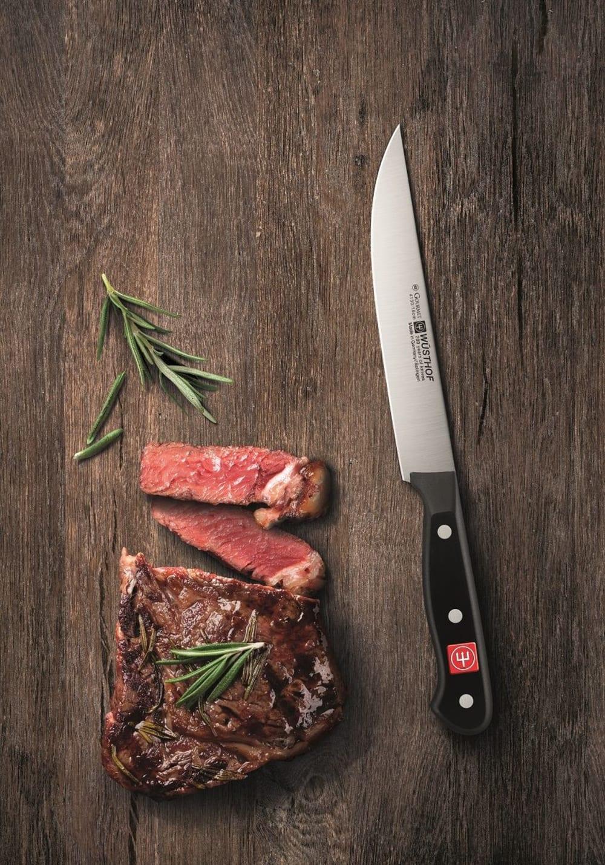 GOURMET Nóż do warzyw prosty 8 cm