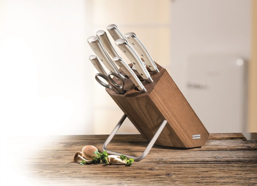 CLASSIC IKON CREME Nóż do chleba 23 cm
