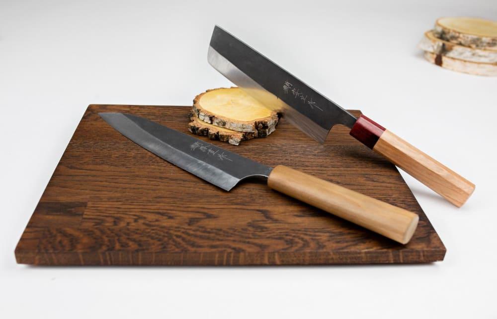 Nóż japoński szefa kuchni 21 cm BLACK HAMMER