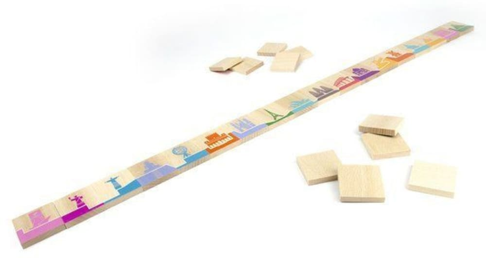 Domino GLOBETROTTER, 5l+ Milaniwood